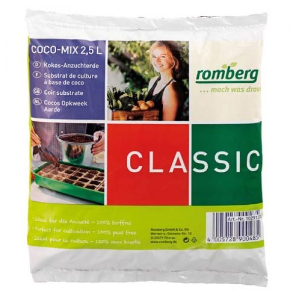 Kokos-Anzuchterde 2,5 Liter